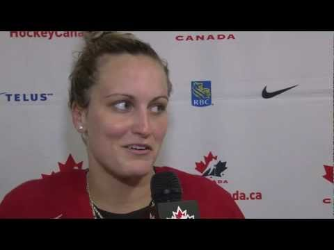 U22 - 1-on-1 with Marie-Philip Poulin