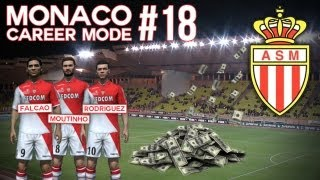 FIFA 13: AS Monaco Career Mode - Episode #18 - Just warming up...