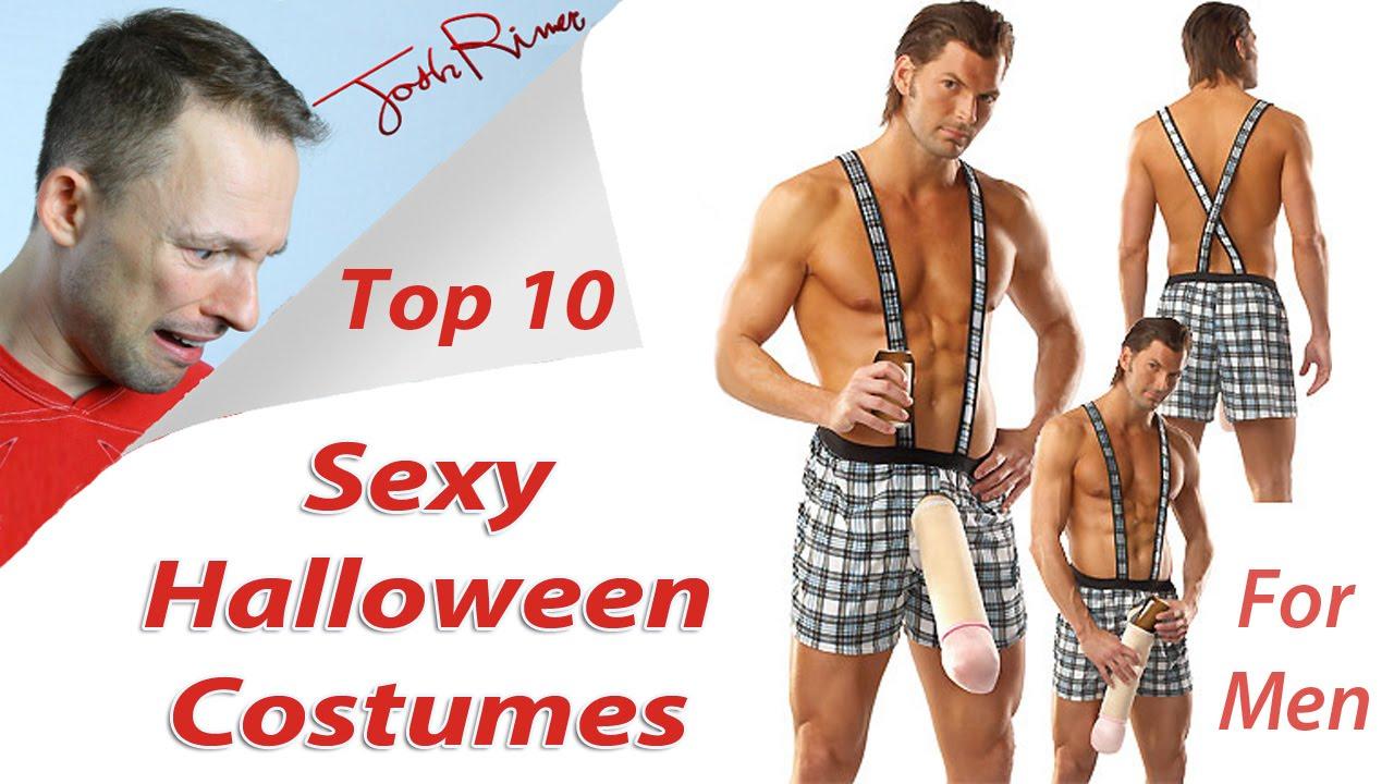 Sexy mens halloween