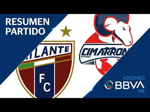 Resumen Y Goles | Atlante Vs Cimarrones  | Ascenso BBVA MX - Apertura 2019  - Jornada 13