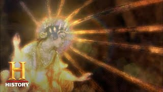 Ancient Aliens: Japan's First Emperor Descends from Powerful Goddess (Season 6) | History