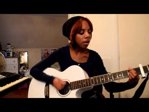 "Kristina Kelee- Rihanna ft. Chris Brown ""Nobody's Business"" cover"