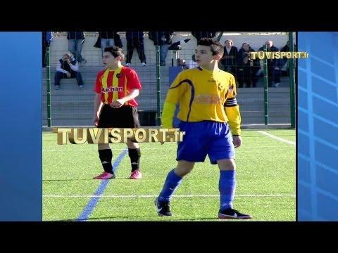 SO CAILLOLS – FC MARTIGUES Coupe Max CREMIEUX 06/01/2013 © TUVISPORT