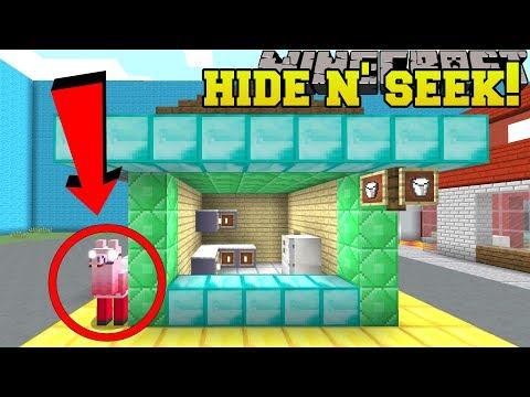 minecraft:-loot-llamas-hide-and-seek!!---morph-hide-and-seek---modded-mini-game