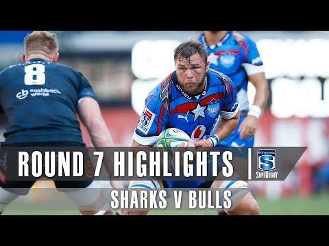 ROUND 7 HIGHLIGHTS: Sharks V Bulls – 2019