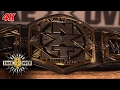 New NXT Tag Team Titles are revealed: NXT Takeover: Orlando 4K Exclusive, April 1, 2017