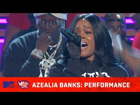 Azealia Banks Brings 'Anna Wintour' to Wild 'N Out 👠 (Live Performance) | Wild 'N Out | MTV