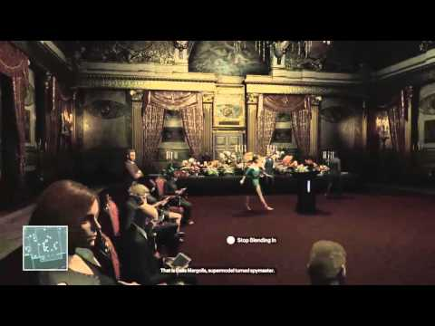Hitman: IAGO invite, Meeting Mr. Reaper, A Break from the Auction