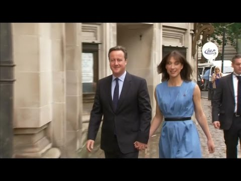 British PM and voters decide on EU