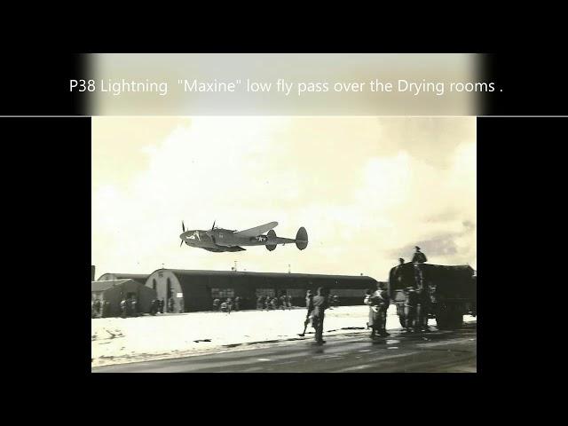 Attlebridge air field , station 120 , 8th USAAF , 466 BG .