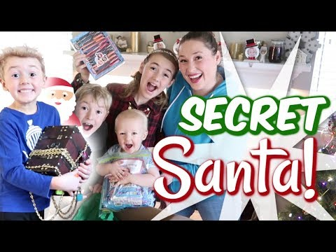 Secret Santa Mystery Box!