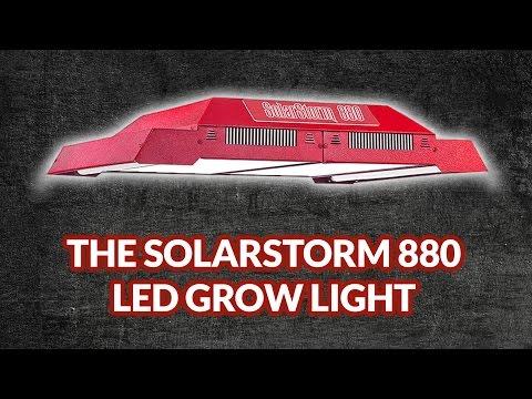 solar storm led grow light reviews - photo #36