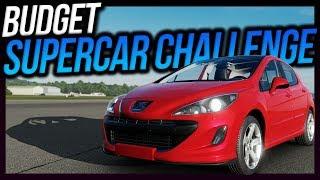 Budget Supercar Challenge | Peugeot 308 GTi