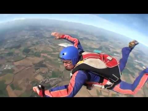 parachutisme azelot