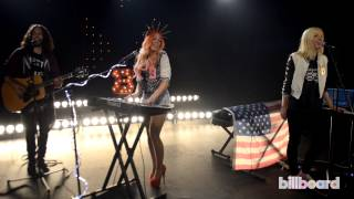 "Bonnie McKee ""American Girl"" Live @ Billboard Studios"