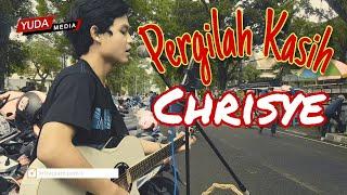 Pergilah Kasih - Chrisye (Cover Musisi Jalanan Malang Emosional)
