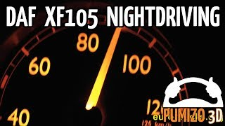 DAF XF 105.460 Nightdriving