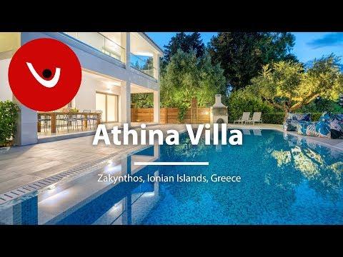 Athina Villa to Rent in Zakynthos Greece | Unique Villas | uniquevillas.gr