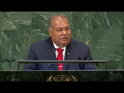🇳🇷 Nauru – President Addresses General Debate, 73rd Session