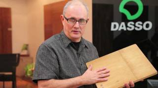 Dasso - Ecosolid Bamboo Cutting Boards