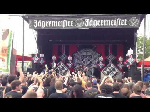 Machine Head - Imperium - Live at Toronto Mayhem Festival, July 10 2013