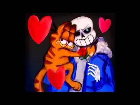 Epic Sans Undertale X Garfield Speedpaint Gone Wrong Youtube