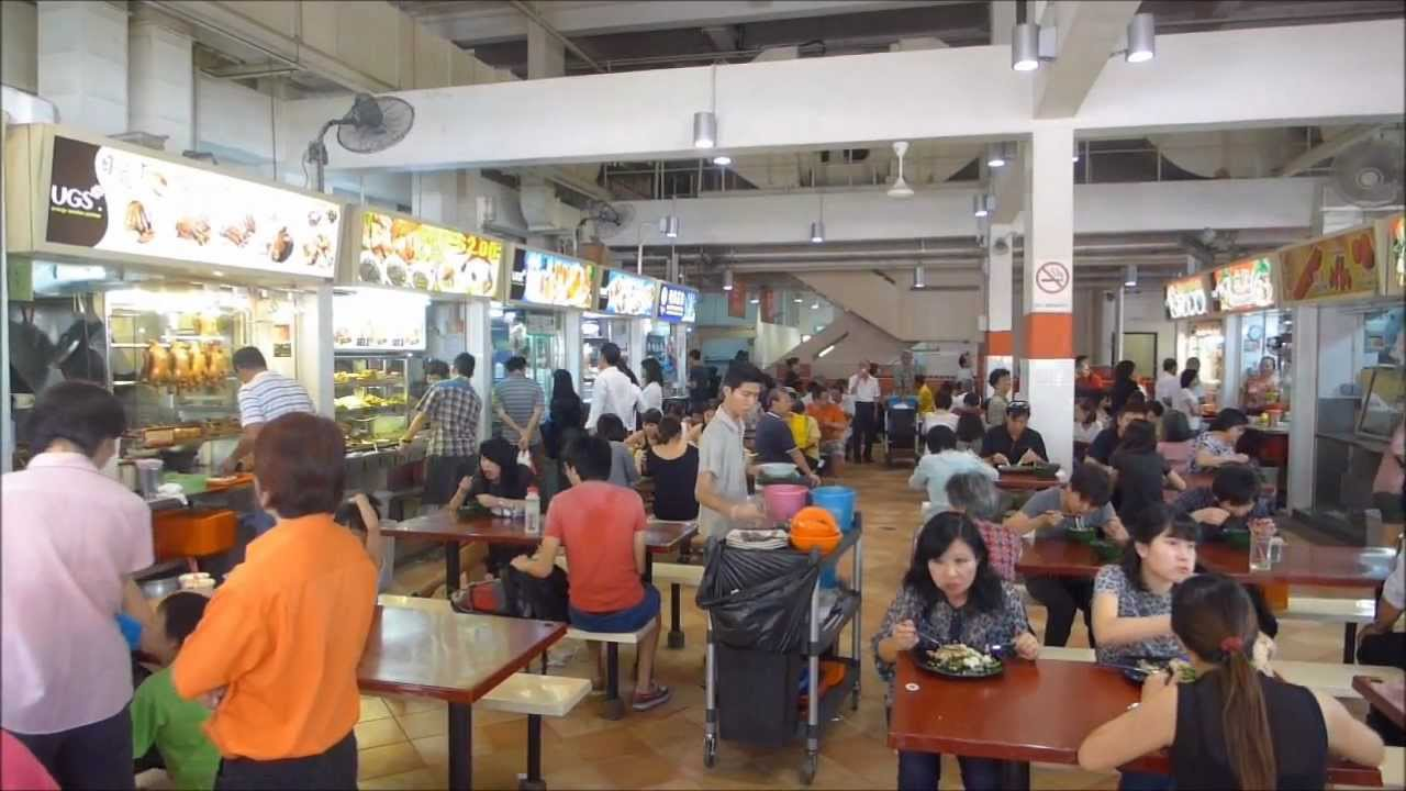 Albert Street Food Court
