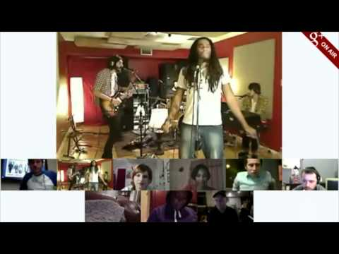 Live Google+ Performance - On Air Hangout with Suite 709 - 1.26.12