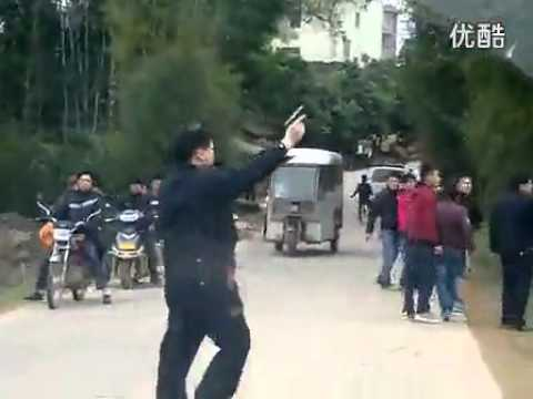 Zhuang caste fighting with Han chinese caste