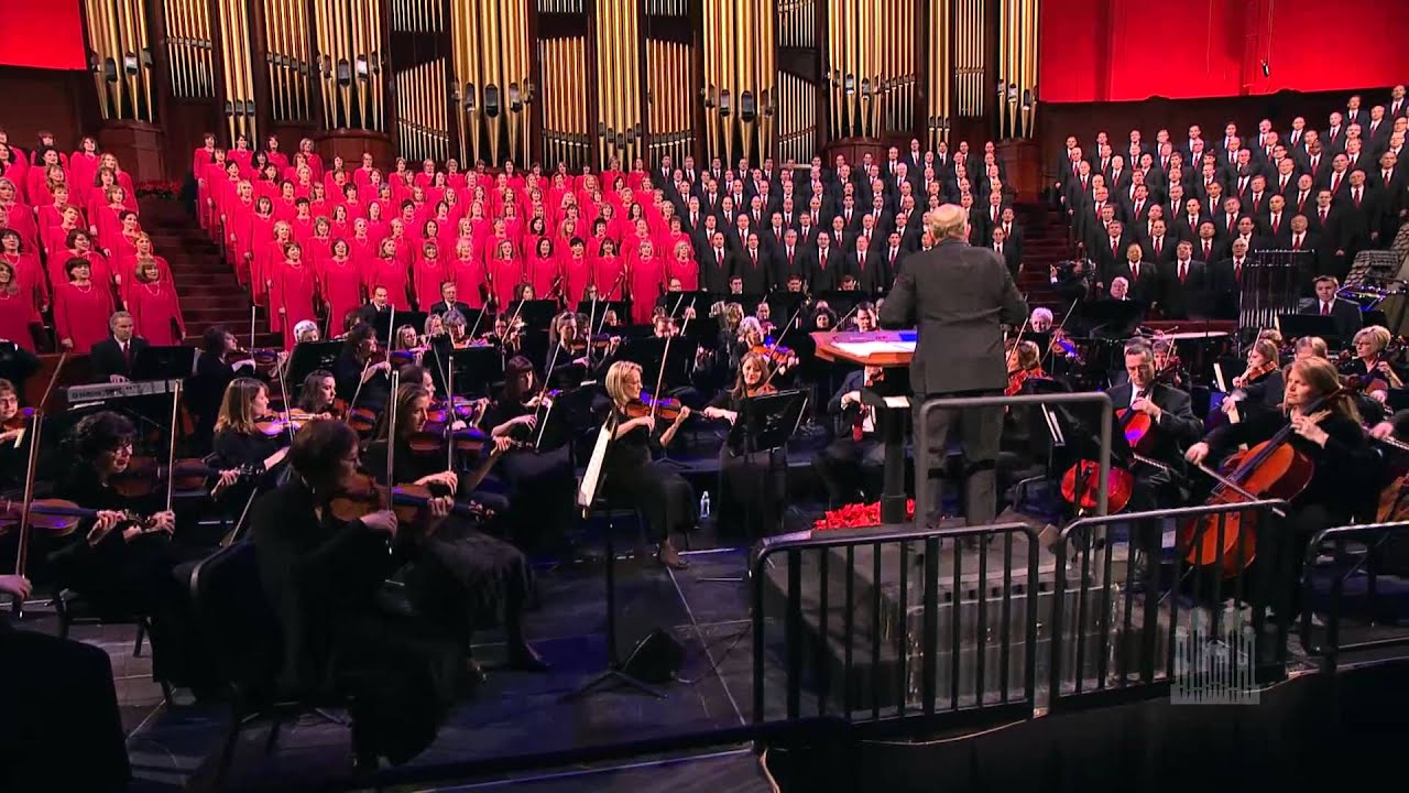 When Can I Watch Christmas With Tabernacle Choir 2021 Christmas Is Coming Mormon Tabernacle Choir Youtube