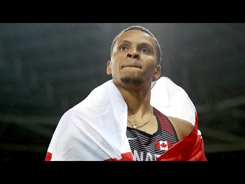 Top 5 Canadian Athletes of 2016: Andre De Grasse | CBC Sports