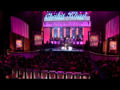 Melanie Fiona, Fantasia, Faith Evans and Angie Stone's Tribute to Chaka Khan