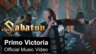 Download SABATON - Primo Victoria (Official Music Video) Mp3 and Videos