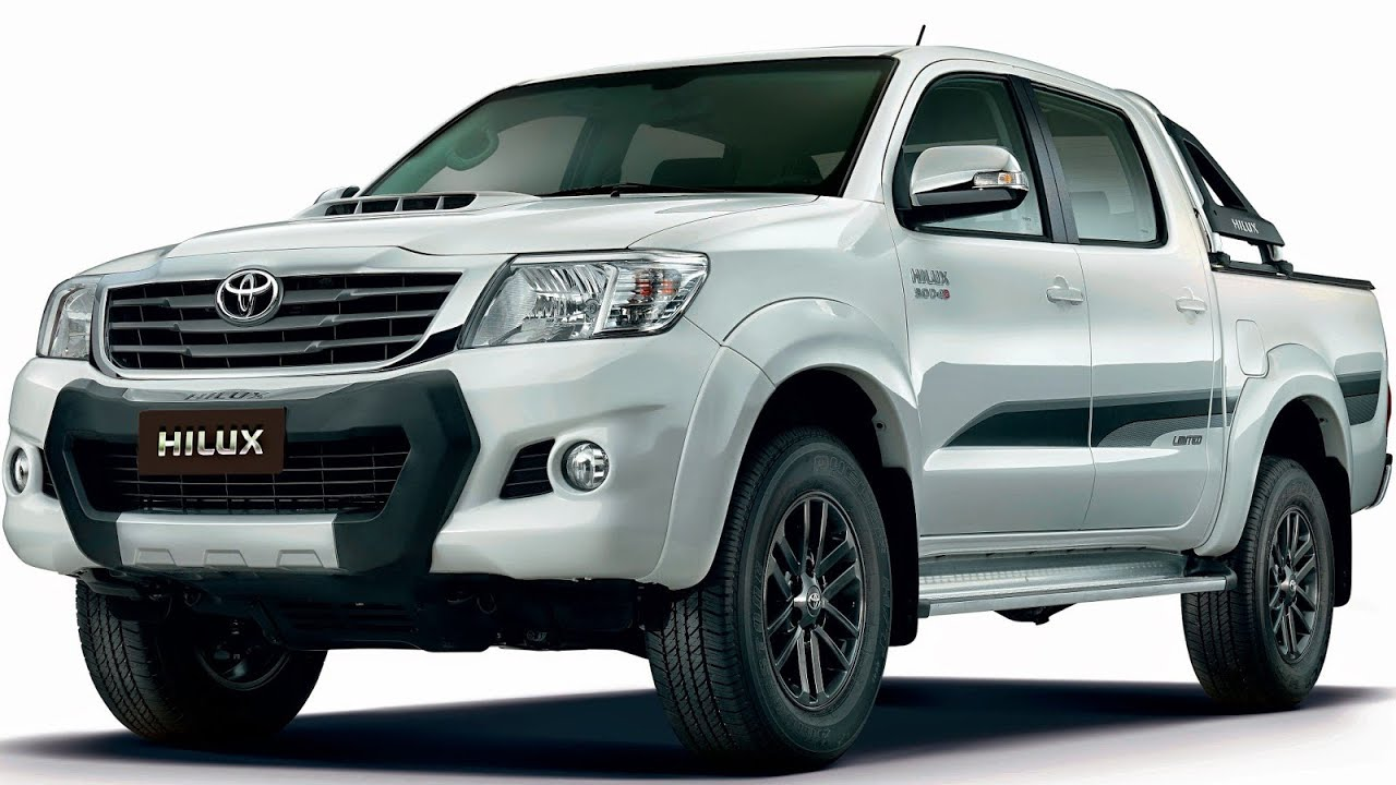 slides toyota hilux limited edition 2015 aro 17 diesel 4x4 youtube. Black Bedroom Furniture Sets. Home Design Ideas