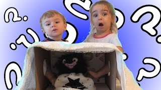 WHAT'S IN THE BOX CHALLENGE with Lana and Timur