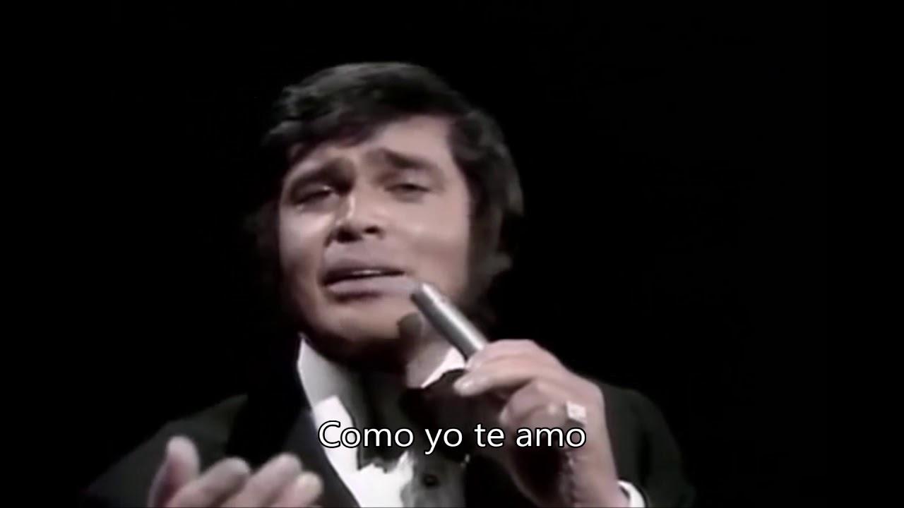 Engelbert Humperdinck Love Me With All Of Your Heart En Vivo 1970 Subtitulado Español Hd Youtube