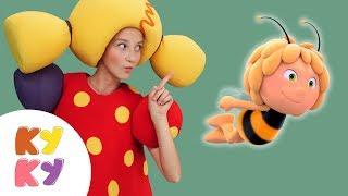 Пчелка Майя и Кубок Меда в кино с 17 мая 2018 - Фильм для детей Кукутики посмотрели и всем советуют