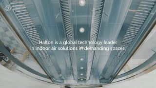 Millennium Talks with innovation leaders Halton teaser video