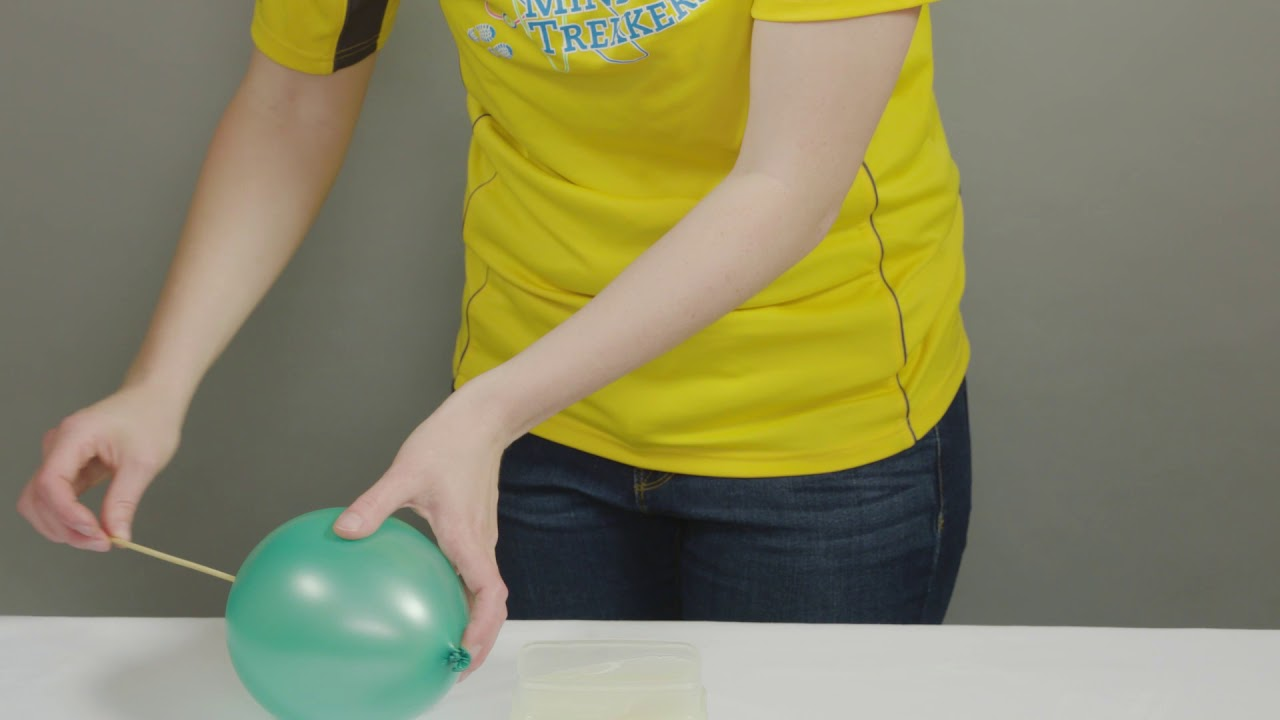 Preview image for Skewer through a Balloon video