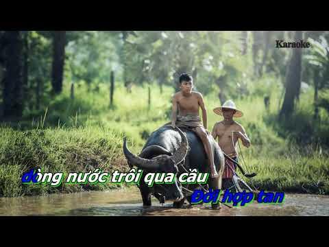 Tinh Xua Karaoke Song Ca Voi Ngoc Kieu Oanh