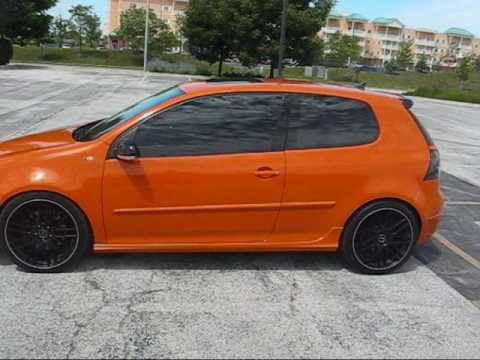 VW 07 MKV GTI Fahrenheit Walkaround - YouTube