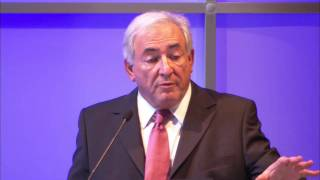 Dominique Strauss-Kahn - Economic Policy Challenges in the Post-Crisis Period