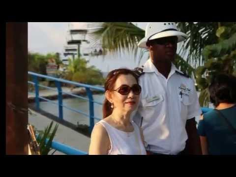 Ninh Tinh Huong Sang Vu Di Cruise Mahogany Bay,Honduras -  Grand Cayman,Georgetown