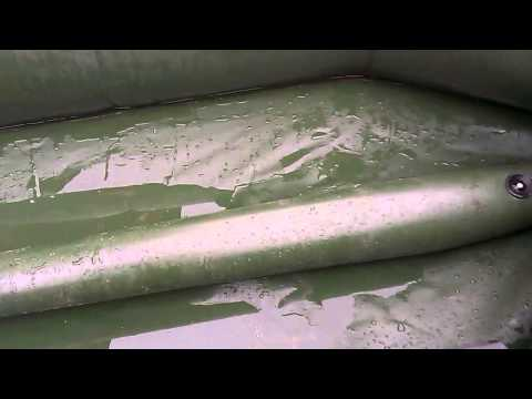 Как проверить лодку пвх на герметичность