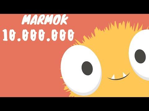 Marmok собрал 10.000.000!