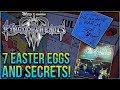 Kingdom Hearts 3 - 7 Easter Eggs and Secrets So Far!