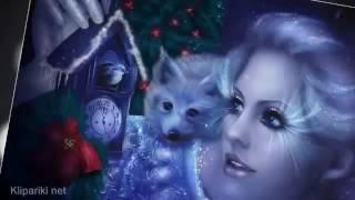 видео новый год у ворот песня