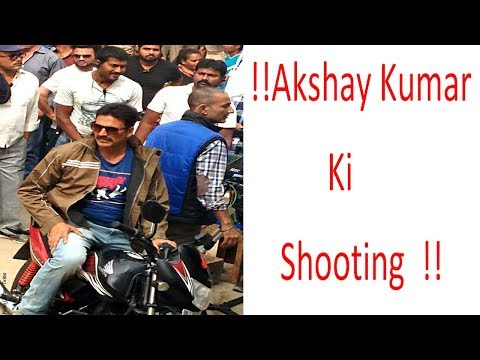 Thumbnail: Toilet:Ek prem katha shooting scenes at nandgaon