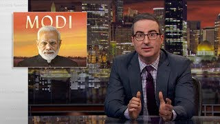 Modi: Last Week Tonight with John Oliver (HBO)