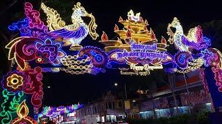 Deepavali light up 2018 : Little India @ Singapore